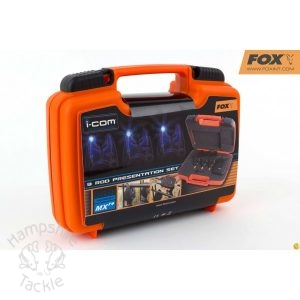 Fox Micron MXR+ 3 Rod Set BLUE