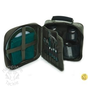 Trakker NXG deluxe food utensil bag