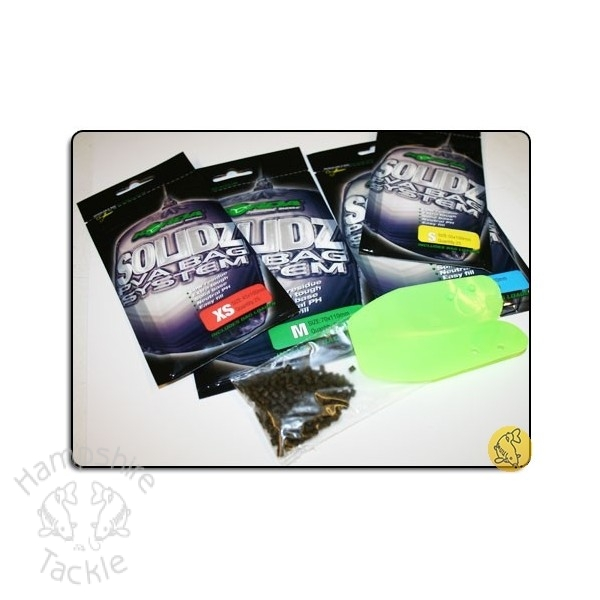 Korda Solidz PVA Bags All Sizes Free P/&P