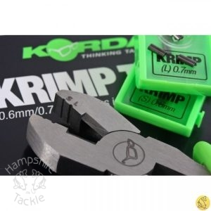 Korda Krimp Tool and Krimps