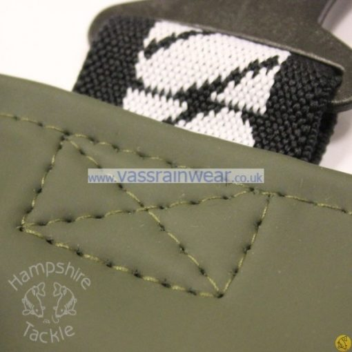 Vass-Tex 600 Series PVC Chest Wader