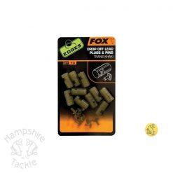 Fox EDGES Drop Off Lead Plugs & Pins