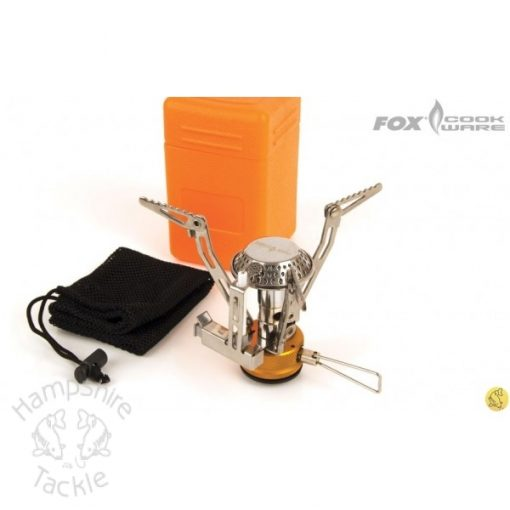 Fox Canister Stove