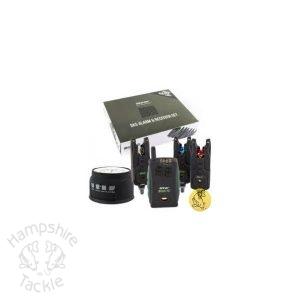 Sonik SKS Bite Alarm 3 Rod Set