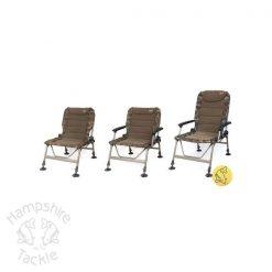 Fox R-Series Camo Chairs